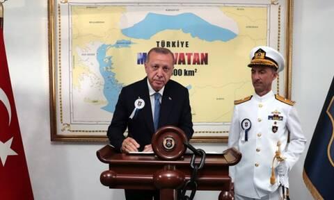 Καζάν - καζάν: Αυτό είναι το σχέδιο του Ερντογάν για συνδιαχείριση στο Αιγαίο