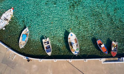 Διακόφτι: Το πανέμορφο λιμάνι των Κυθήρων μας γυρίζει πίσω στο... καλοκαίρι (pics)
