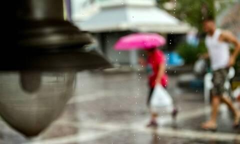 Καιρός: Έρχονται βροχές και καταιγίδες – Δείτε πότε και πού