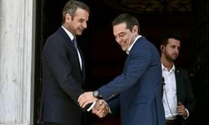 Προανακριτική για Παπαγγελόπουλο - Ο Μητσοτάκης βγάζει εκτός κάδρου τον Τσίπρα