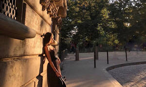 Νεφέλη Λιβιεράτου: Το μαγικό ταξίδι στο Παρίσι και οι απίστευτες φωτό της