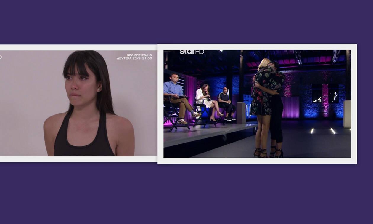 GNTM: Συγκλονιστική η ιστορία της υποψήφιας – Το πρόβλημα υγείας & τα κλάματα (video)