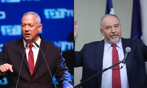 Εκλογές Ισραήλ: Γκαντς και Λίμπερμαν θέλουν κυβέρνηση «εθνικής ενότητας»