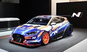 Αυτό είναι το αγωνιστικό ηλεκτρικό Hyundai Veloster N ETCR