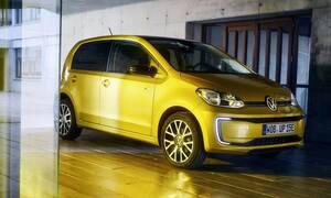 Το νέο VW e-up! Είναι πιο φτηνό και έχει μεγαλύτερη αυτονομία