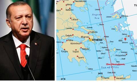 Δραματικές εξελίξεις: Οι Τούρκοι διεκδικούν Μύκονο, Πάρο, Νάξο και Αμοργό