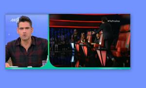 Τέλος τα σενάρια για το Voice! Αυτή είναι η σύνθεση του talent show στον ΣΚΑΪ! (Video)