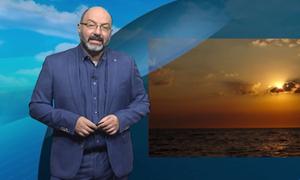 Καιρός: Έρχεται πτώση της θερμοκρασίας – Η ενημέρωση του Σάκη Αρναούτογλου (video)
