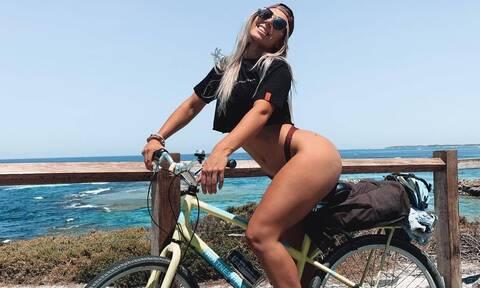 Λένε πως είναι η πιο σέξι γυμνάστρια του διαδικτύου