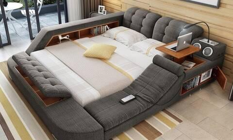 Αυτο το κρεβάτι είναι το ΟΝΕΙΡΟ κάθε άντρα εκεί έξω! (φωτό)
