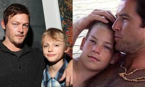 Είκοσι διάσημοι μπαμπάδες που μεγάλωσαν μόνοι τα παιδιά τους (vid)