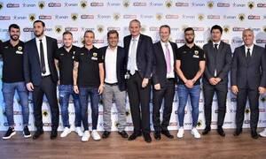 ΠΑΕ ΑΕΚ συνεχίζουν μαζί - Το ΠΑΜΕ ΣΤΟΙΧΗΜΑ για πέμπτη συνεχή χρονιά στην επίσημη εμφάνιση της ομάδας