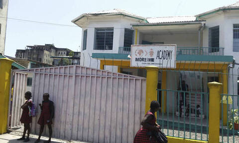 Τραγωδία στη Λιβερία: Τουλάχιστον 27 παιδιά πέθαναν από πυρκαγιά