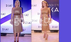 Η Τατιάνα περιγράφει τη στιγμή που αντικρίζει την Σία με το ίδιο φόρεμα: «Με κοιτάει, την κοιτάω...»