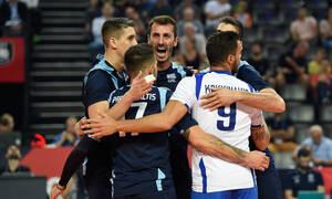 Στους «16» του Eurovolley η Ελλάδα λόγω… Ρουμανίας! (video)