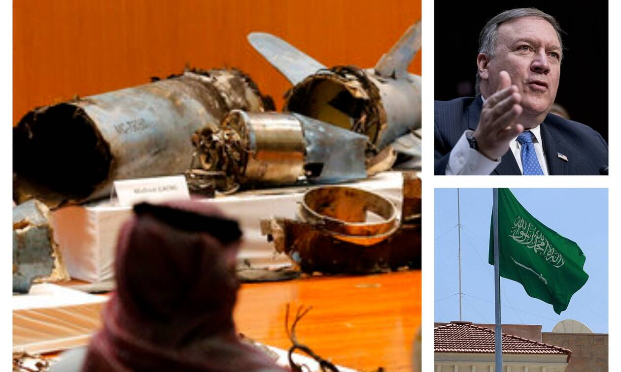 Φλέγεται η Μέση Ανατολή - ΗΠΑ: «Πράξη πολέμου» η επίθεση στη Σαουδική Αραβία