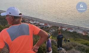 Συναγερμός στη Ρόδο: Επιχείρηση διάσωσης ανεμοπτεριστή