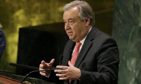 Γκουτέρες για Κυπριακό: Οι ηγέτες πρέπει να καταλήξουν σε συμφωνία