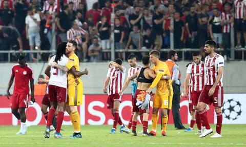 Ολυμπιακός - Τότεναμ 2-2: Αντίδραση επιπέδου Champions League