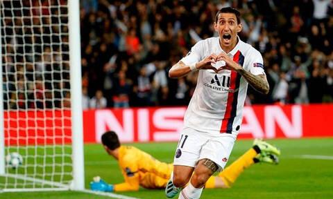 Champions League: Πάρτι της Παρί Σεν Ζερμέν κόντρα στη Ρεάλ, όρθια η Ατλέτικο! (videos)