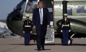 Έτοιμος να πατήσει το «κουμπί» ο Τραμπ - Κρίσιμες οι επόμενες 48 ώρες