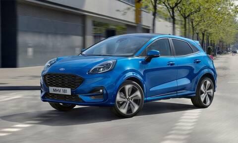 Ford Puma: Ποια είναι η τιμή του ολοκαίνουργιου μικρού SUV στη Γερμανία;