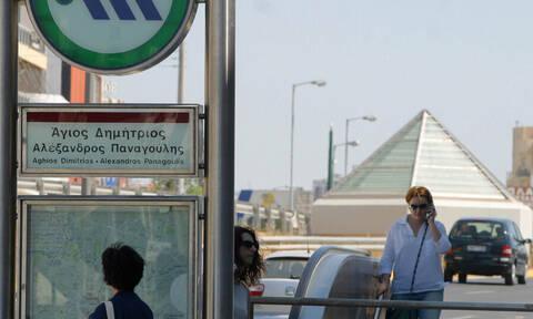 Συναγερμός στον Άγιο Δημήτριο: Πτώση ατόμου στις γραμμές του Μετρό