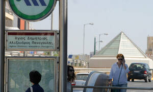 Συναγερμός ΤΩΡΑ στον Άγιο Δημήτριο: Πτώση ατόμου στις γραμμές του Μετρό