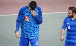 Εθνική Ελλάδας: «Κατρακύλα» στο FIFA ranking