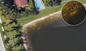 Χάζευε στο Google Earth και αυτό που ανακάλυψε είναι απίστευτο! (pics+vid)