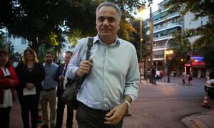 ΣΥΡΙΖΑ: Συνεδριάζει η Πολιτική Γραμματεία - Σκουρλέτης: Αντιπερισπασμός μέσω Novartis