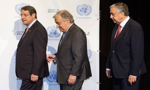 Генсекретарь ООН А.Гутерриш настаивает на возобновлении переговоров по кипрскому урегулированию