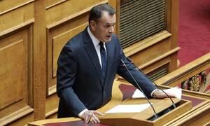 Ηχηρό μήνυμα του υπουργού Άμυνας: Όποιος διανοηθεί να μας επιτεθεί, θα το πληρώσει ακριβά