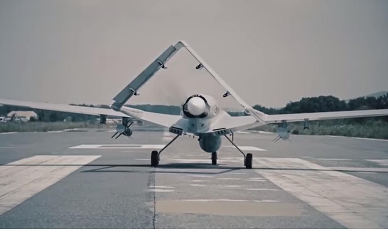 Αυτό είναι το νέο επιθετικό drone της Τουρκίας (video)