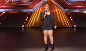 X Factor: Ροζάνα Μαριέλη: Ψάχναμε να βρούμε πού την ξέρουμε! Και μείναμε με το στόμα ανοιχτό (vid)