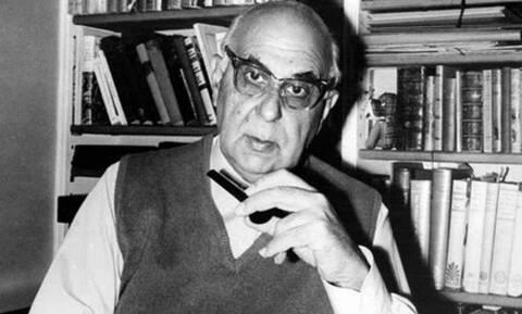 Σαν σήμερα το 1971 πέθανε ο βραβευμένος με Νόμπελ ποιητής Γιώργος Σεφέρης