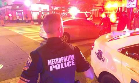Ουάσιγκτον: Συναγερμός κοντά στο Λευκό Οίκο - Ένας νεκρός και πέντε τραυματίες από πυροβολισμούς