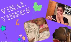 Η εβδομάδα τελείωσε και αυτά είναι τα ωραιότερα viral βίντεο (vids)