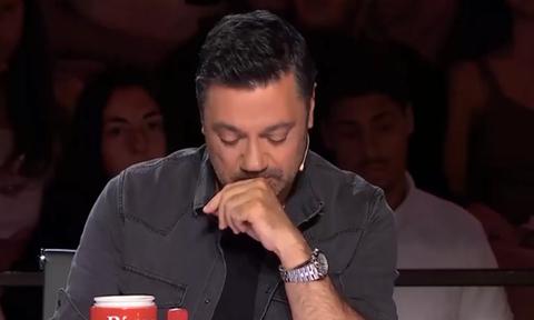 Χαμός στο X-Factor: Έξαλλος ο Θεοφάνους με διαγωνιζόμενο - Δείτε τι συνέβη