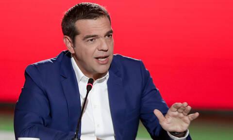 Ο Αλέξης Τσίπρας κεντρικός ομιλητής στο φεστιβάλ του Articolo Uno