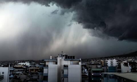Καιρός: Πού θα χτυπήσει η κακοκαιρία τις επόμενες ώρες - Καταιγίδες και στην Αττική