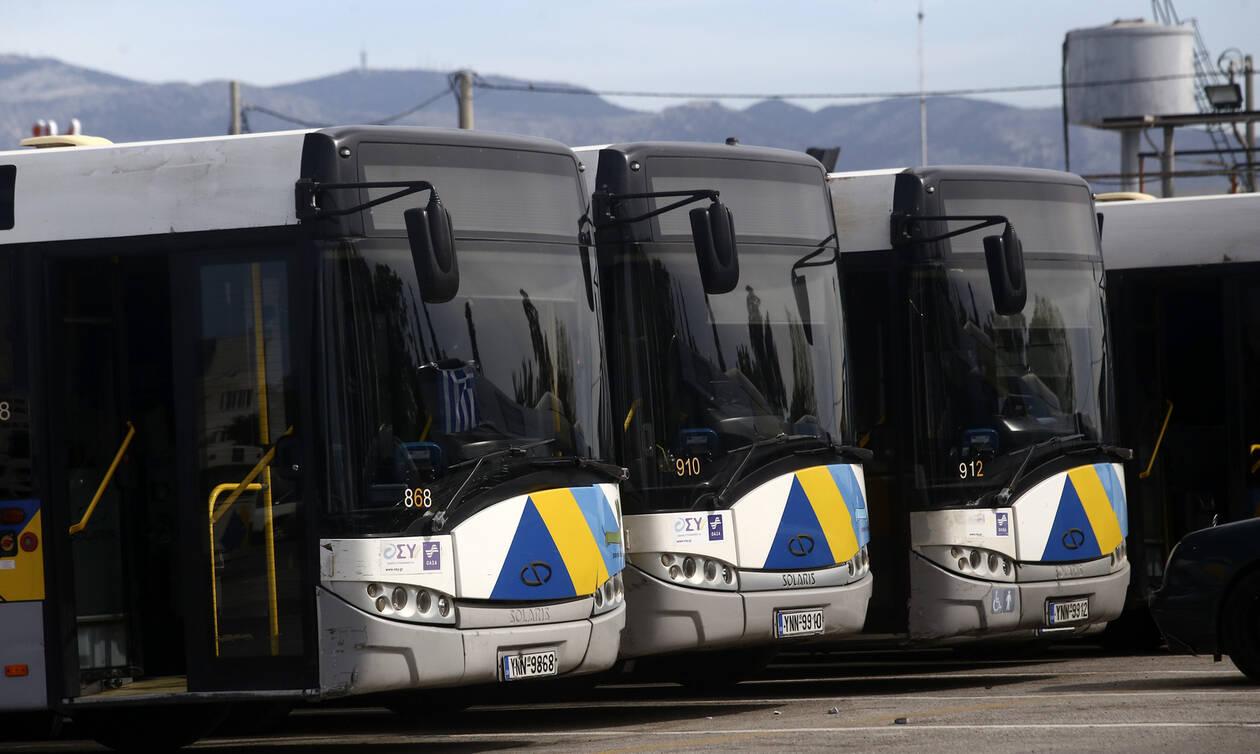 Απεργία στα Μέσα Μεταφοράς: Χωρίς ΗΣΑΠ, λεωφορεία και τρόλεϊ την Τρίτη (24/09)
