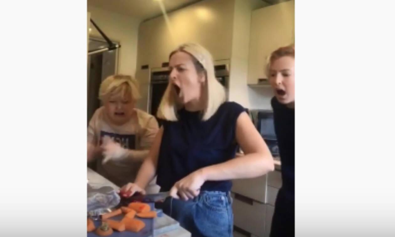 Μαμά έκανε μια απίστευτη φάρσα στα παιδιά της και το βίντεο έγινε viral (vid)