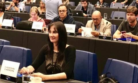 Έλενα Κουντουρά: Ανέδειξε το σοβαρό έλλειμμα στην καταγραφή των περιστατικών βίας κατά των γυναικών