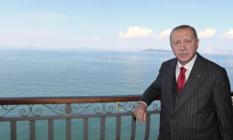 Νέες απειλές Ερντογάν: Θα μας βρουν απέναντι όσοι νομίζουν ότι ο πλούτος της Κύπρου τούς ανήκει