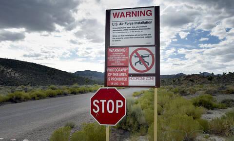 Τι συμβαίνει και έχουν τρελαθεί όλοι με την Area 51;