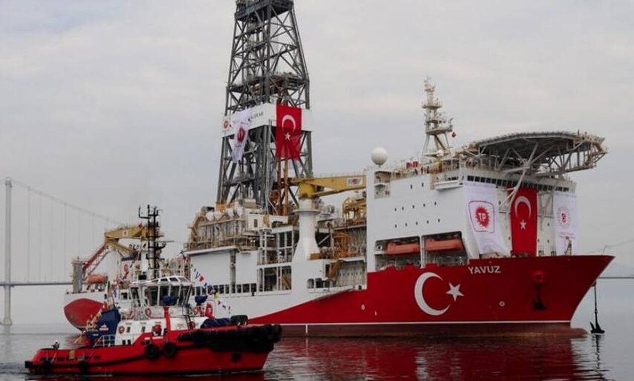 Γενί Σαφάκ: Το «Γιαβούζ» βγαίνει πάλι για έρευνες - Ποια είναι η νέα ρότα του πλοίου