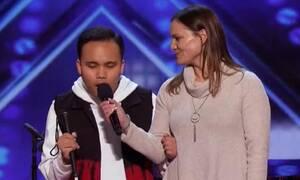 Απίθανος! Ο Κόντι Λι κέρδισε το «Αμερική έχεις ταλέντο» και θα κάνει κι εσάς να δακρύσετε (video)