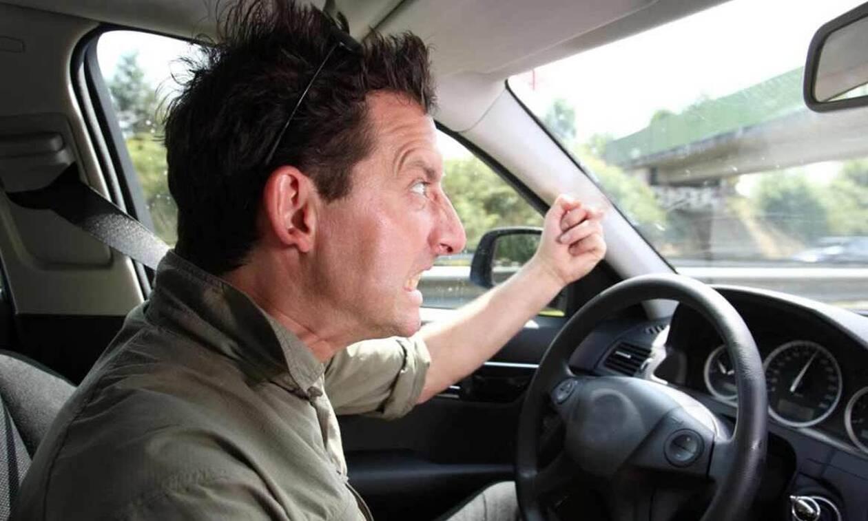 H έρευνα που δεν τιμά τους Έλληνες οδηγούς! (pics+vid)