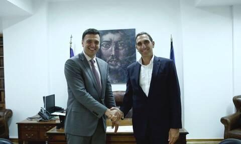 Επανεκκίνηση της τριμερούς συνεργασίας Ελλάδας - Κύπρου - Ισραήλ στην Υγεία